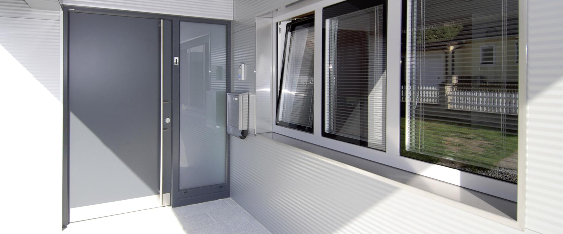 Haustüren - Toppmöller GmbH :: Fenster - Haustüren - Wintergärten
